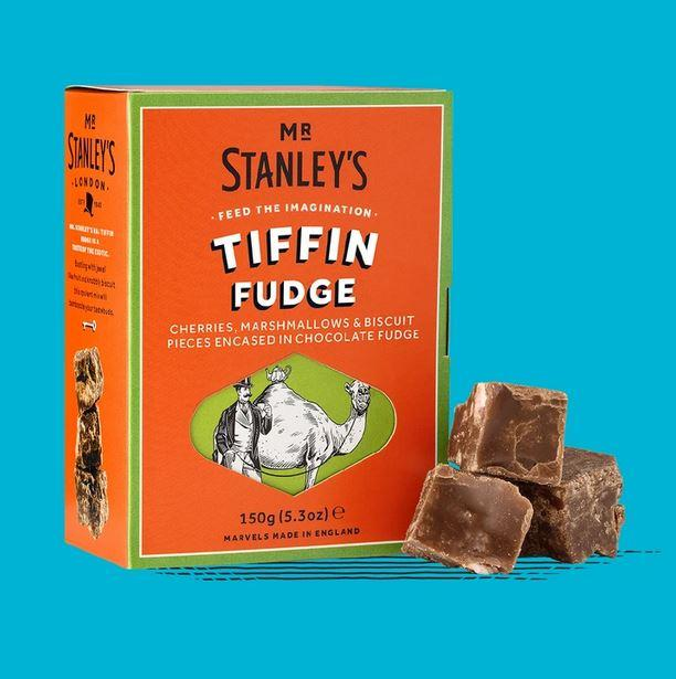 Tiffin Fudge