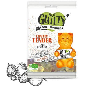 Lovely Tender Vegan Gummy Sweets