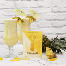 Load image into Gallery viewer, Pina-colada-cocktail-gummies