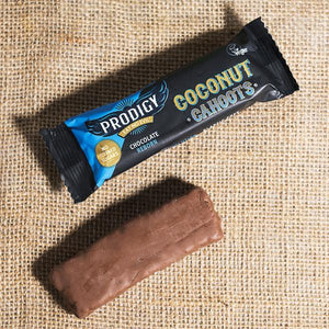 Coconut Cahoots Chocolate Bar