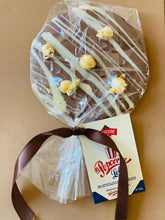Load image into Gallery viewer, Milk Chocolate Popcorn Lolly