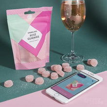Load image into Gallery viewer, Sparkling Rosé Soft Gummy Sweets