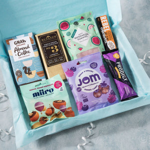 Vegan Sweets Letterbox Gift Collection