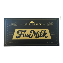 Load image into Gallery viewer, Bullion Craft Chocolate Fine Milk