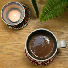Load image into Gallery viewer, Milk Chocolate Hot Chocolate Shot With Mini Marshmallows