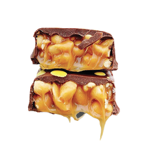 Load image into Gallery viewer, Premium Peanut X Chocolate Bar