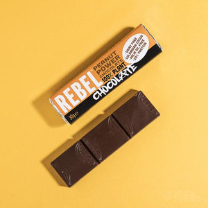 Peanut Power Chocolate Bar