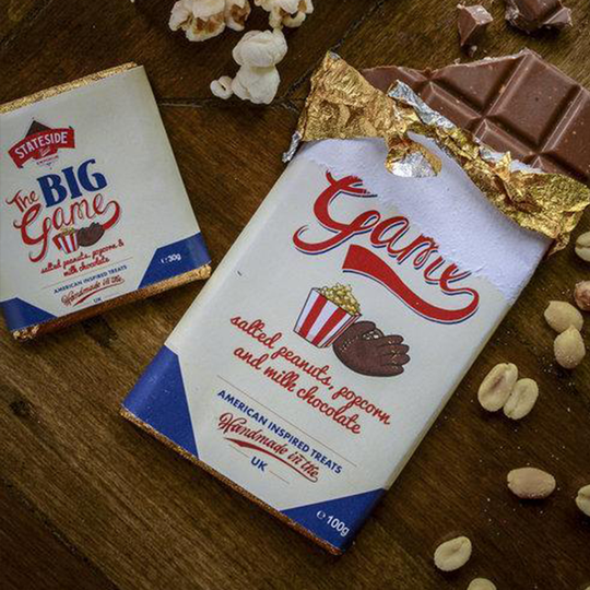 Big Game Milk Chocolate Bar peanut sweets