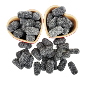 Vegan Hard Liquorice Sweets