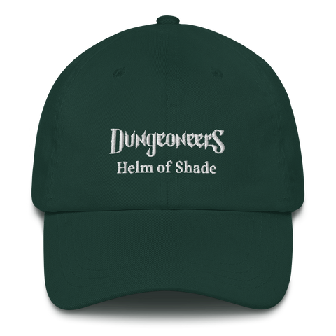 "Cap (dark colors) - ""Helm of Shade"""