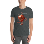 T-shirt with Gas Spore