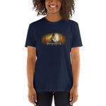 T-shirt with Dungeoneers Theme