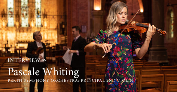 Pascale Whiting - Perth Symphony Orchestra