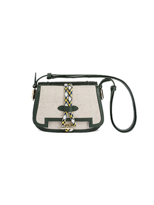 MAZARINE LARGE SADDLE BAG