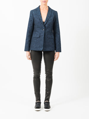 LAYLA BLAZER IN NAVY