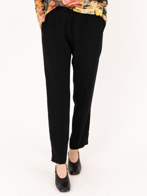 Dries van noten Palmira 9179 Pants in Black