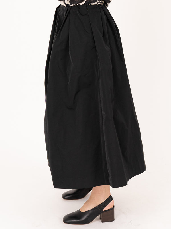 Soni Bis Skirt in Black