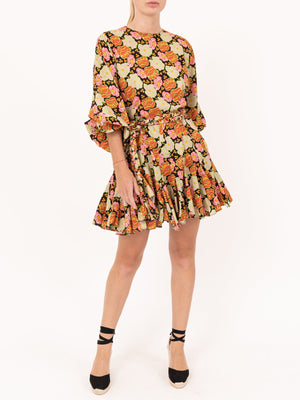 Rhode Resort Ella Dress in Electric Petal