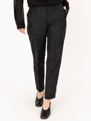 Dries Van Noten Paola Jacquard Pant