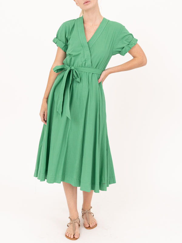 Xirena Winslow Dress in Palm Green
