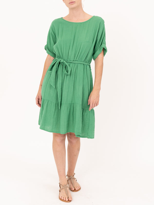 Xirena Aiden Dress in Juniper | FREE EXPRESS SHIPPING IN AUSTRALIA