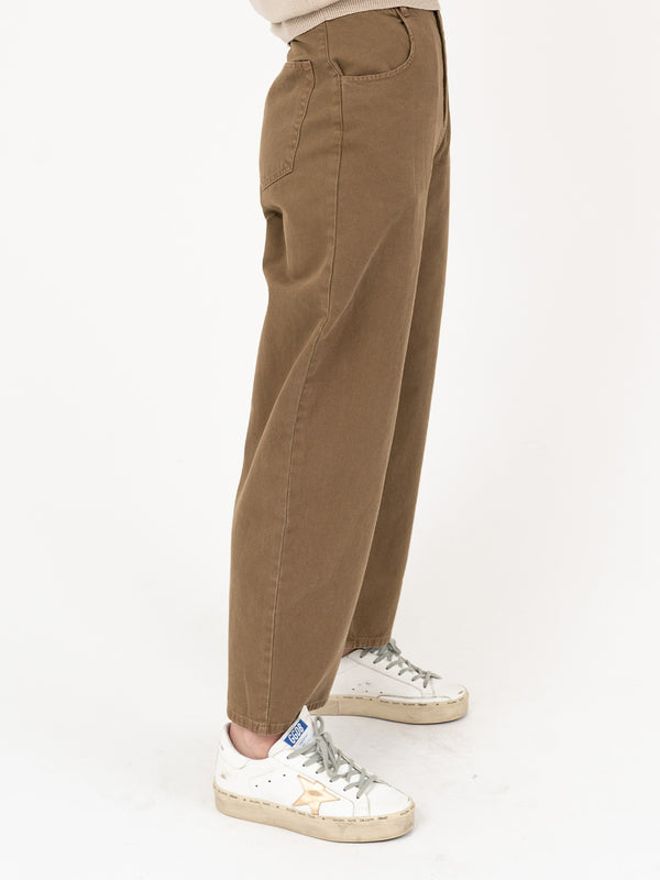 Sam Pant in Coyote Brown