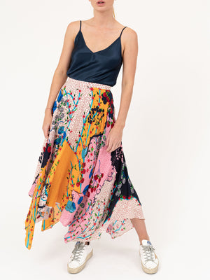 Freja Skirt in Fruit Melody