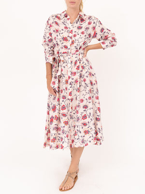 Everr Dress in Tea Rose