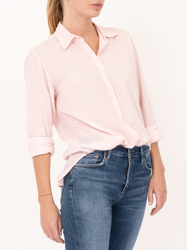 Beau Shirt in Pink Pearl