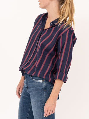 Beau Shirt in Navy