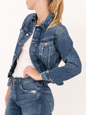 Vivian Jacket in Record
