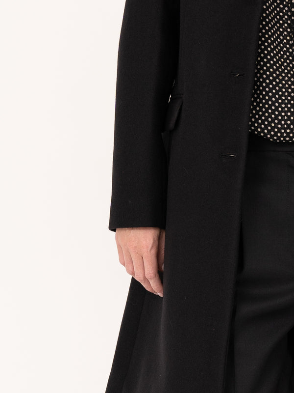 Rosalin Coat in Black