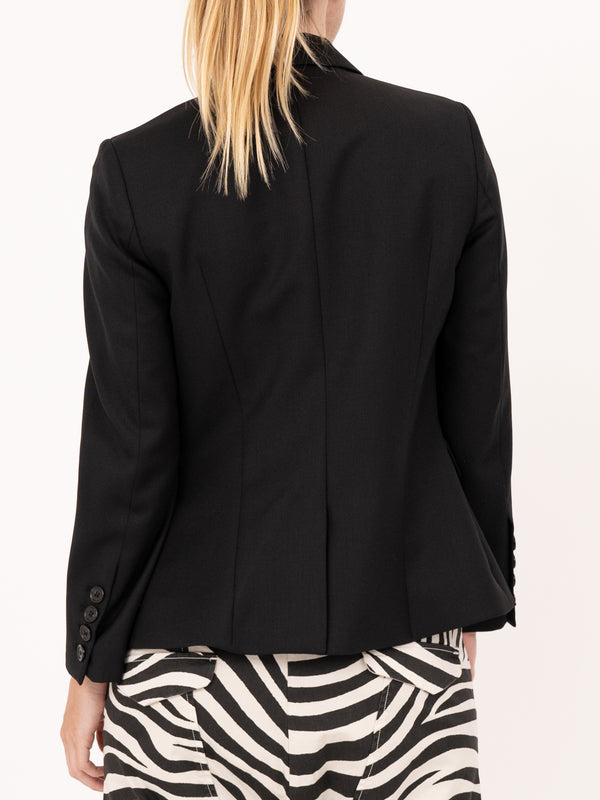 Ollie Jacket in Black