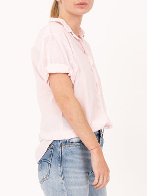 Channing Shirt in Pink Pearl