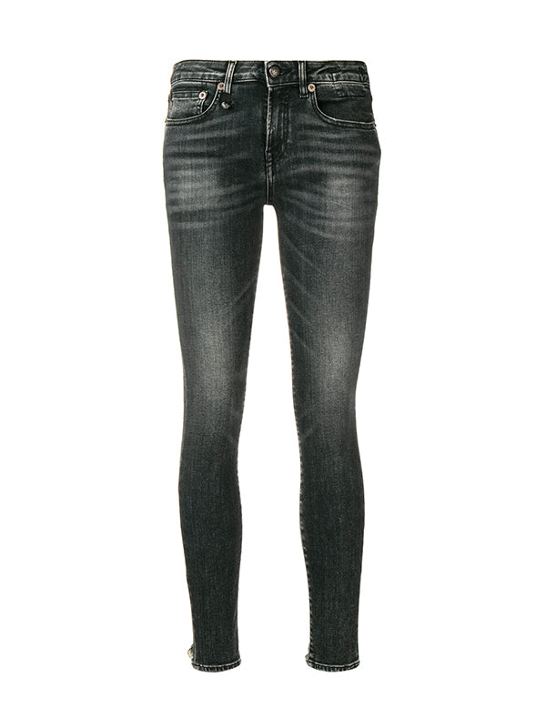 ALISON SKINNY IN AIDEN BLACK