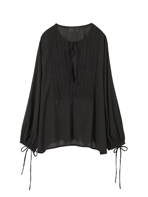 Amber Shirt in Black
