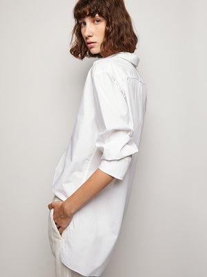 Ambrose Tunic in White
