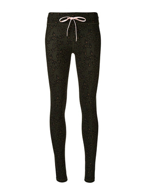 Army Leopard Yoga Pant