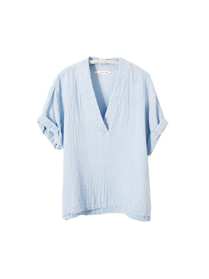 Avery Top in Blue Breeze