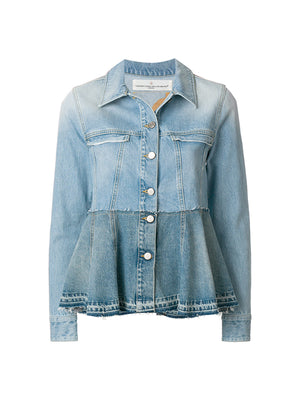 BLUE WASH AMANTHEA JACKET