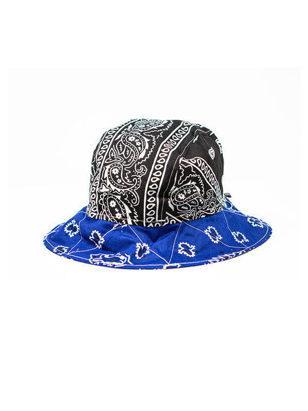 ARIZONA LOVE Bandana Bob in Black Blue