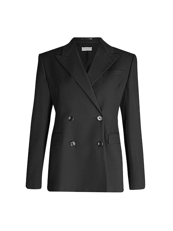 BARBINA 7178 W.W.JACKET BLACK