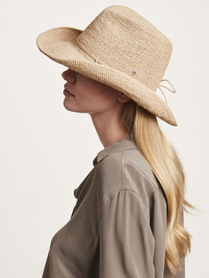 Helen Kaminski Belen Hat in Natural