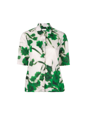 CAKOOL BIS7100 W.W.SHIRT in Green