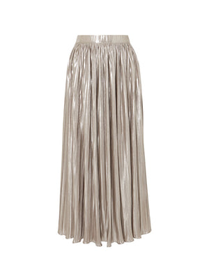 Camille Skirt in Champagne
