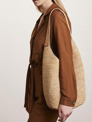 Helen Kaminski Carillo Bag in Natural