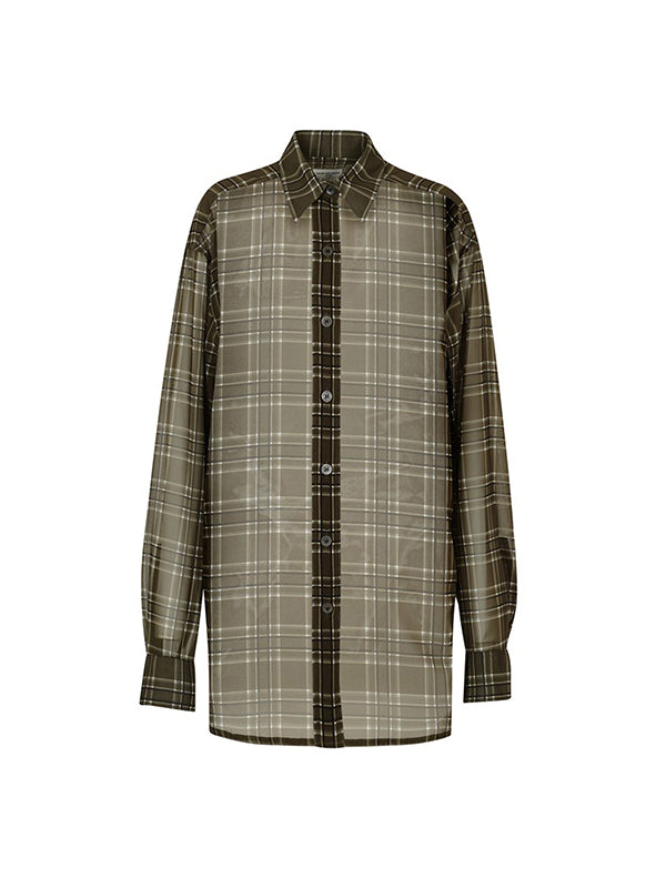Dries Van Noten Carwy Bis Shirt 1061 in Desb