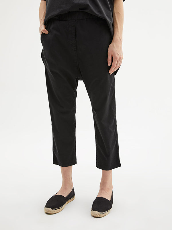 Nili Lotan Casablanca Pant in Black