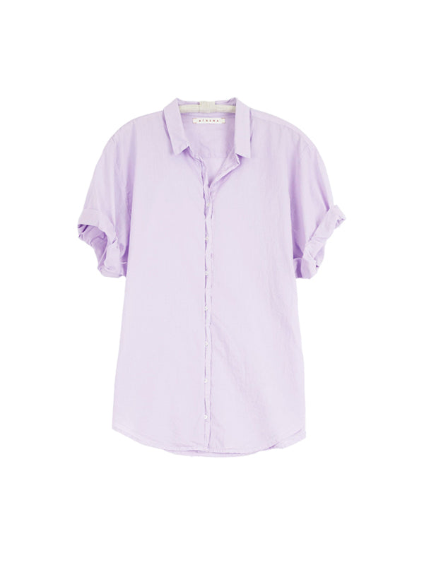 Xirena Channing Shirt in Lilac Quarry