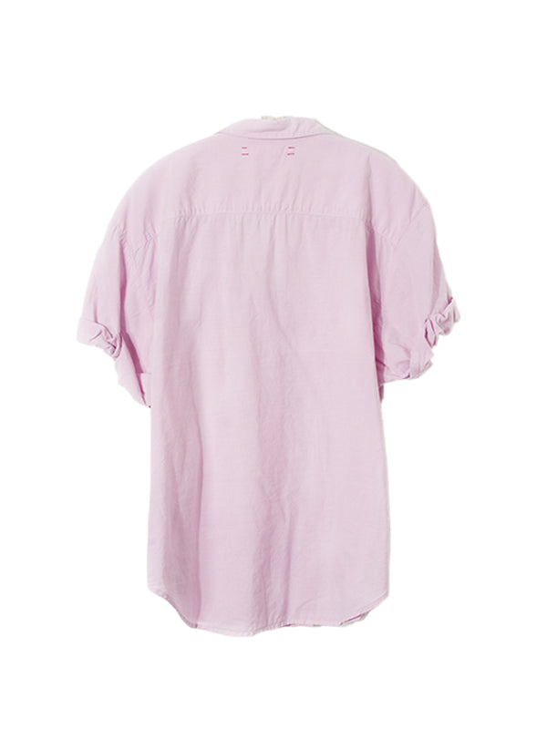 CHANNING SHIRT IN ORCHID PINK